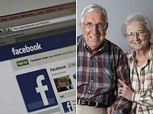 Grandparents and social media