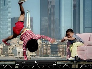 kids breakdancing