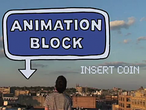 Human Pinball- NYC Animation Block Party 'Outro'