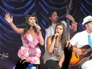 katy perry rebecca black duet