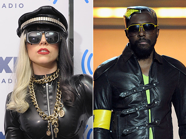 lady gaga will.i.am
