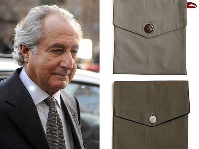 Bernie Madoff pants ipad cases