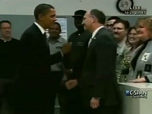 Obama Fresh Price handshake