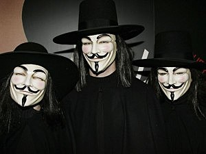 Anonymous threatens Facebook