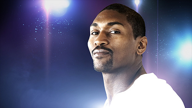ron artest dancing with the stars