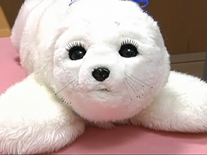 robot seal