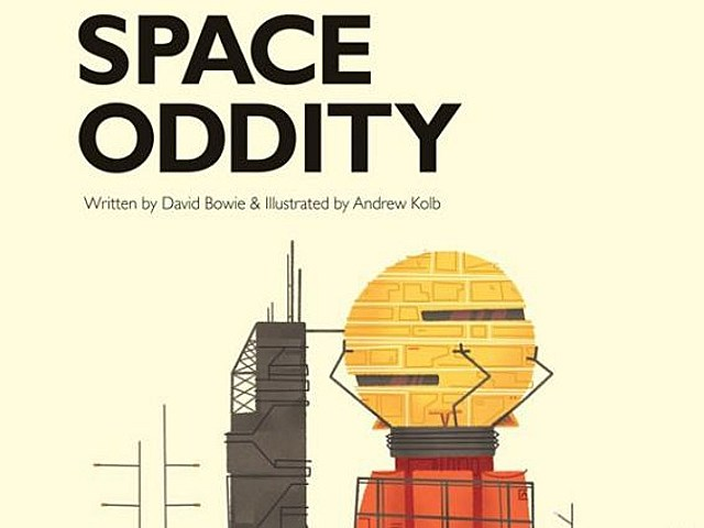 Space Oddity Children's book