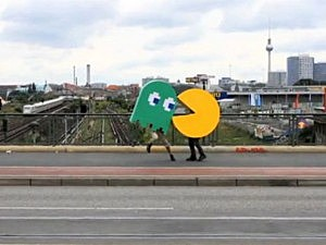 Urban Pac-Man