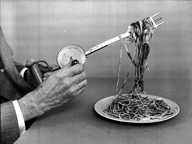 Spaghetti Aid
