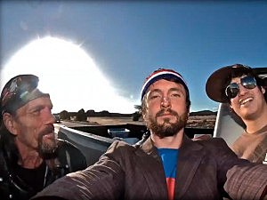 Time-Lapse Hitchhiking
