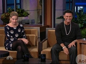 Pauly D, Christina Applegate