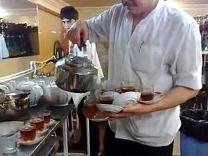 amazing tea server
