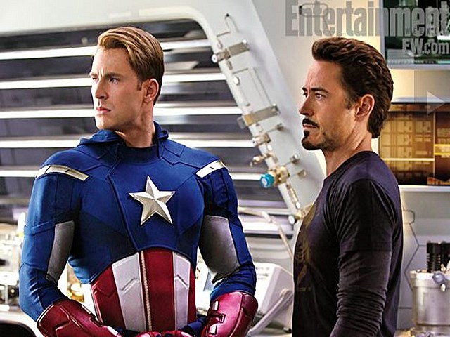 avengers iron man thor