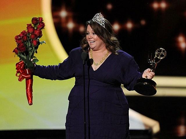 Melissa McCarthy takes Emmy