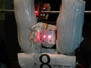 robot gymnast