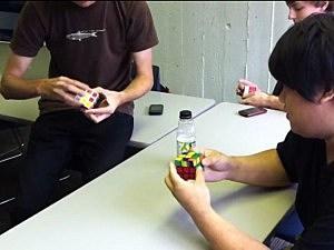 Rubik's Cube Contest