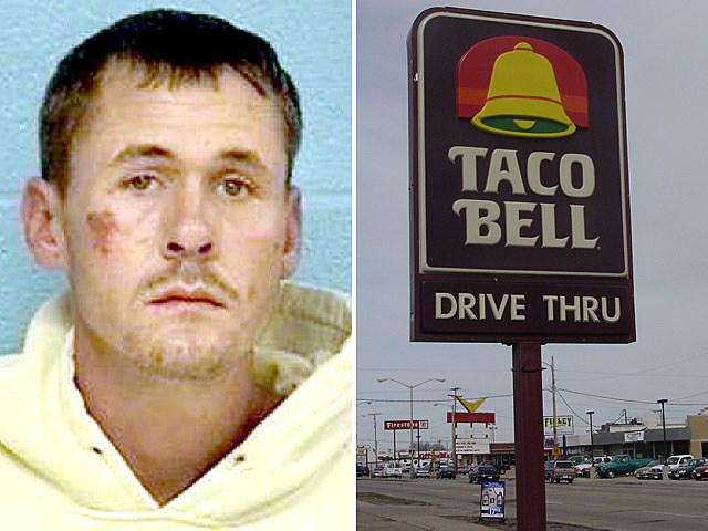 taco bell gun
