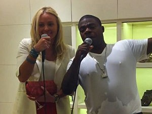 Tracy Morgan With or Without You karaoke