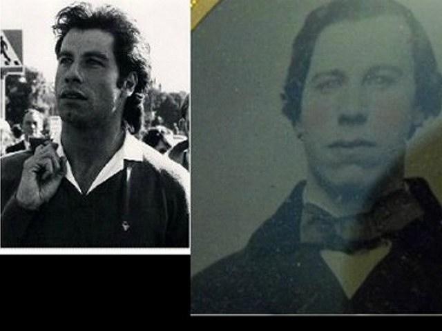John Travolta 1800s