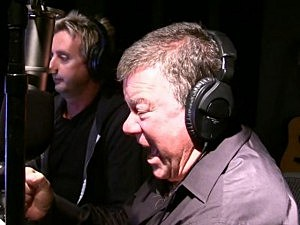 William Shatner sings Iron Man