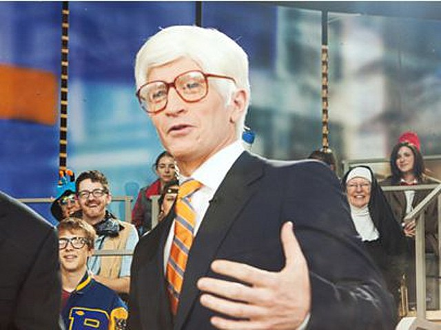 Anderson Cooper Phil Donahue