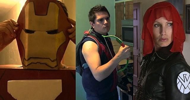 Avengers Sweded