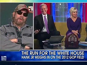 Hank Williams Jr. Fox and Friends