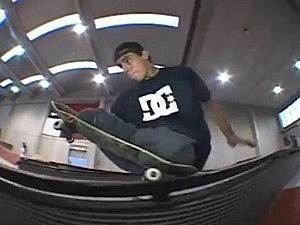 Italo Romana skateboarder