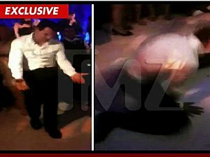 Tom cruise wedding dance