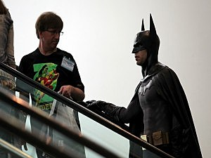 2011 WonderCon - Day 1