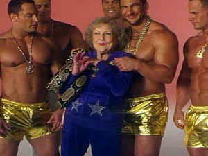 betty white I'm still hot