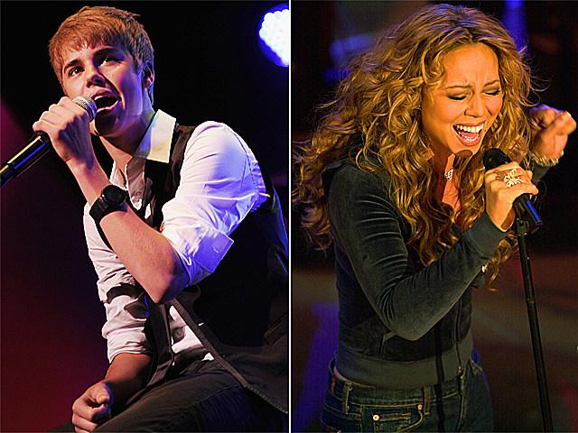 Justin Bieber/Mariah Carey