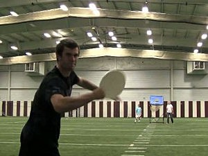 Brodie Smith Frisbee