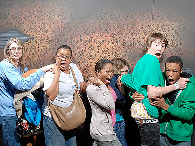 ABC/Nightmares Fear Factory