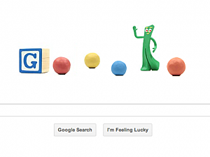 gumby google doodle