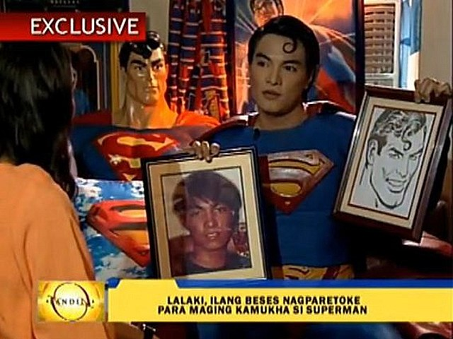 Herbert Chavez superman