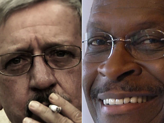 Herman Cain, Mark Block
