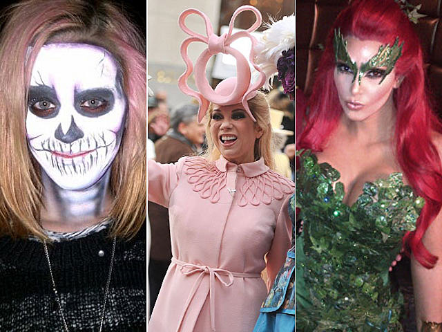 Katy Perry, Kathy Lee, Kim Kardashian