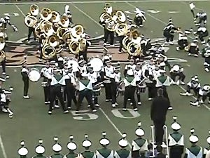 Ohio University Band LMFAO