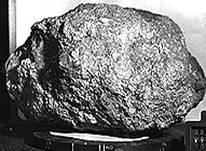 NASA moon rock returned