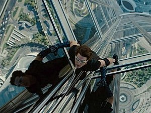Tom Cruise Mission: Impossible Ghost Protocol