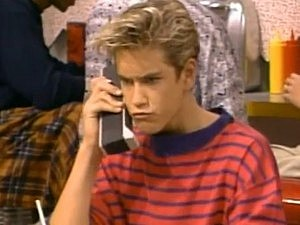 zach morris phone