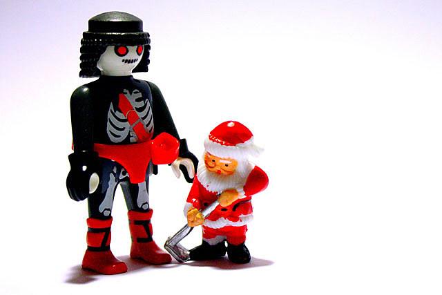 Death and Santa