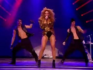 Beyonce Live at Roseland