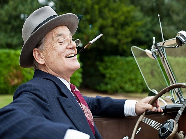 Bill Murray is FDR