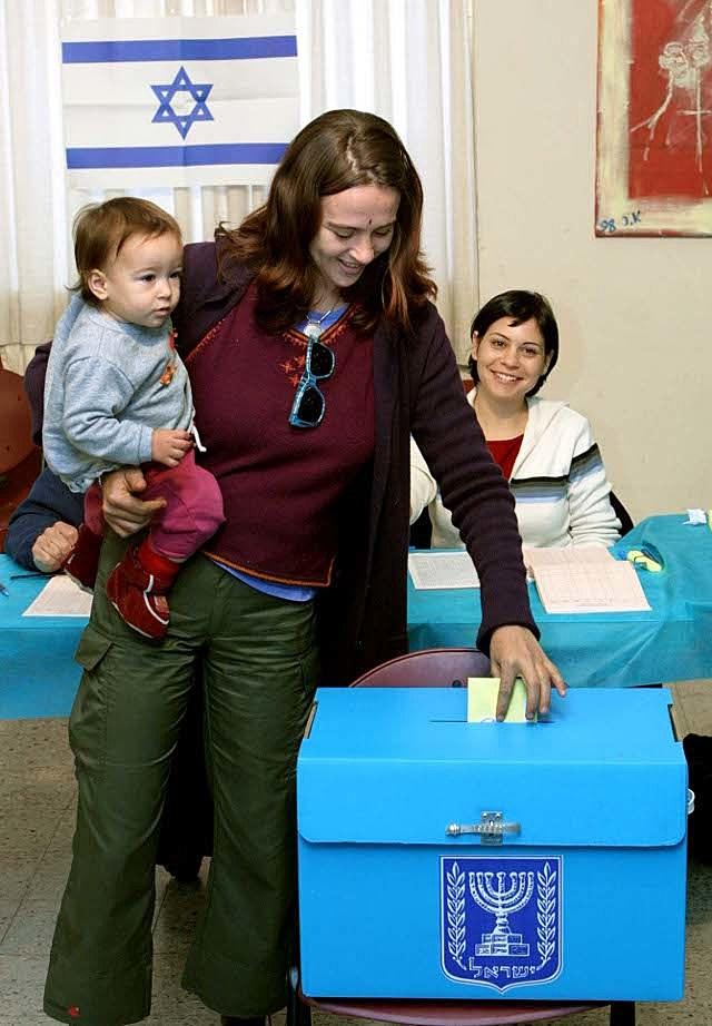 Baby voting