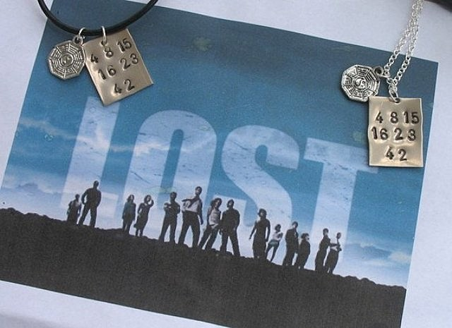 Lost, Dharma, necklace