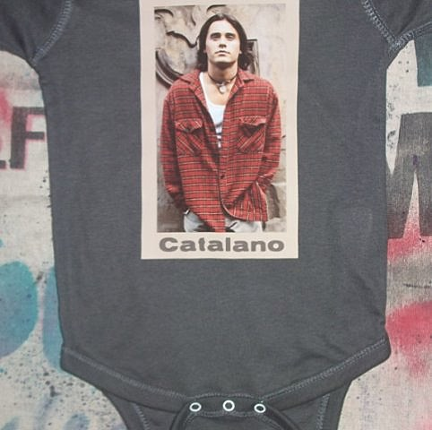 My So-Called Life, Jordan Catalano, onesie, baby