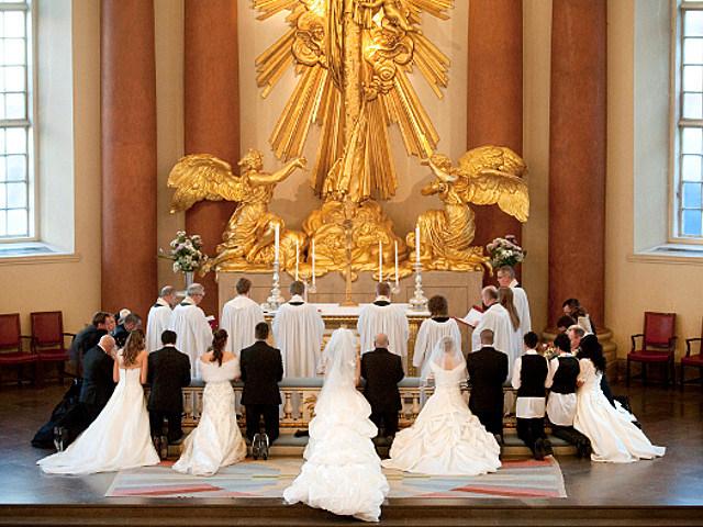 11/11/11 Wedding