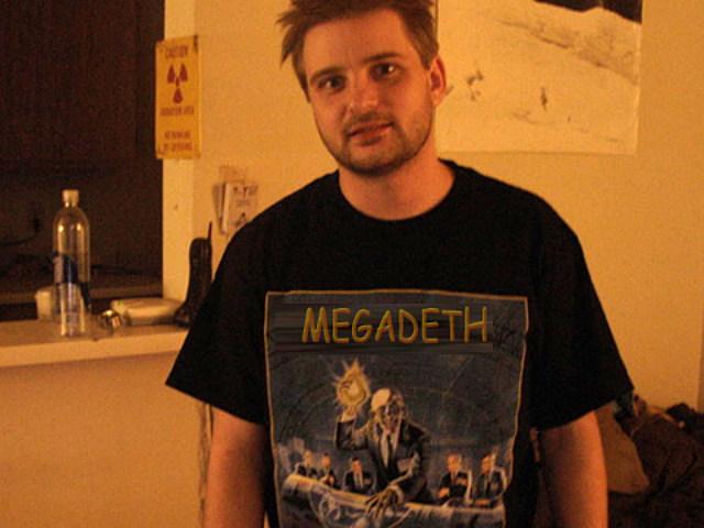 Megadeth T-Shirt